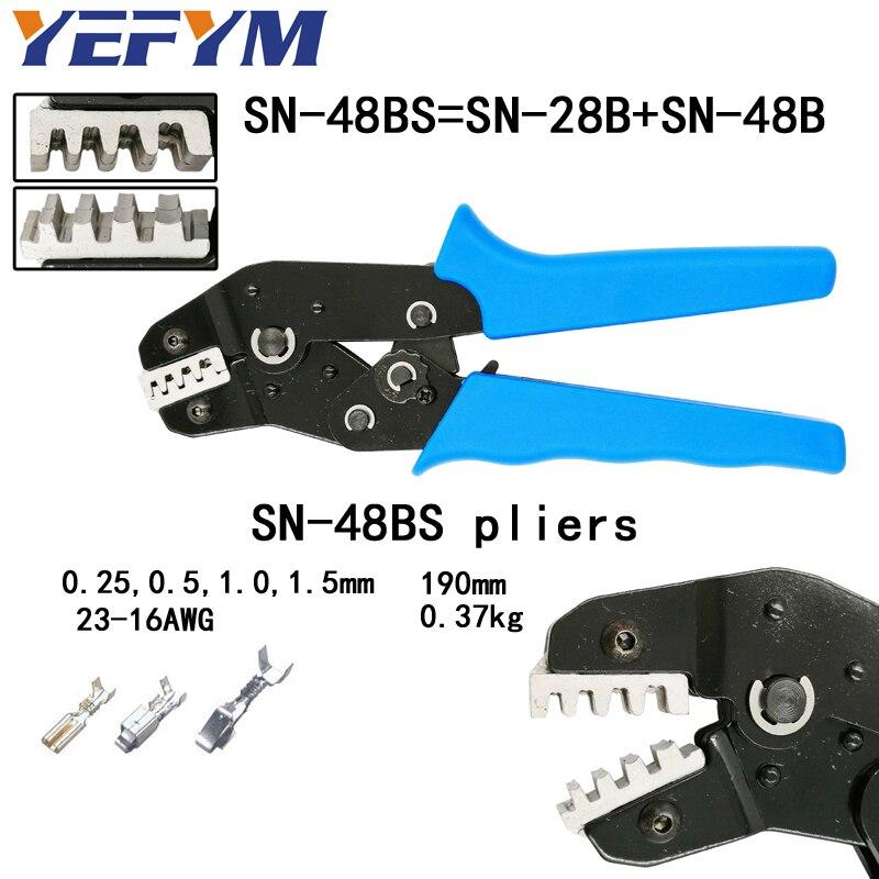 SN-48BS pliers