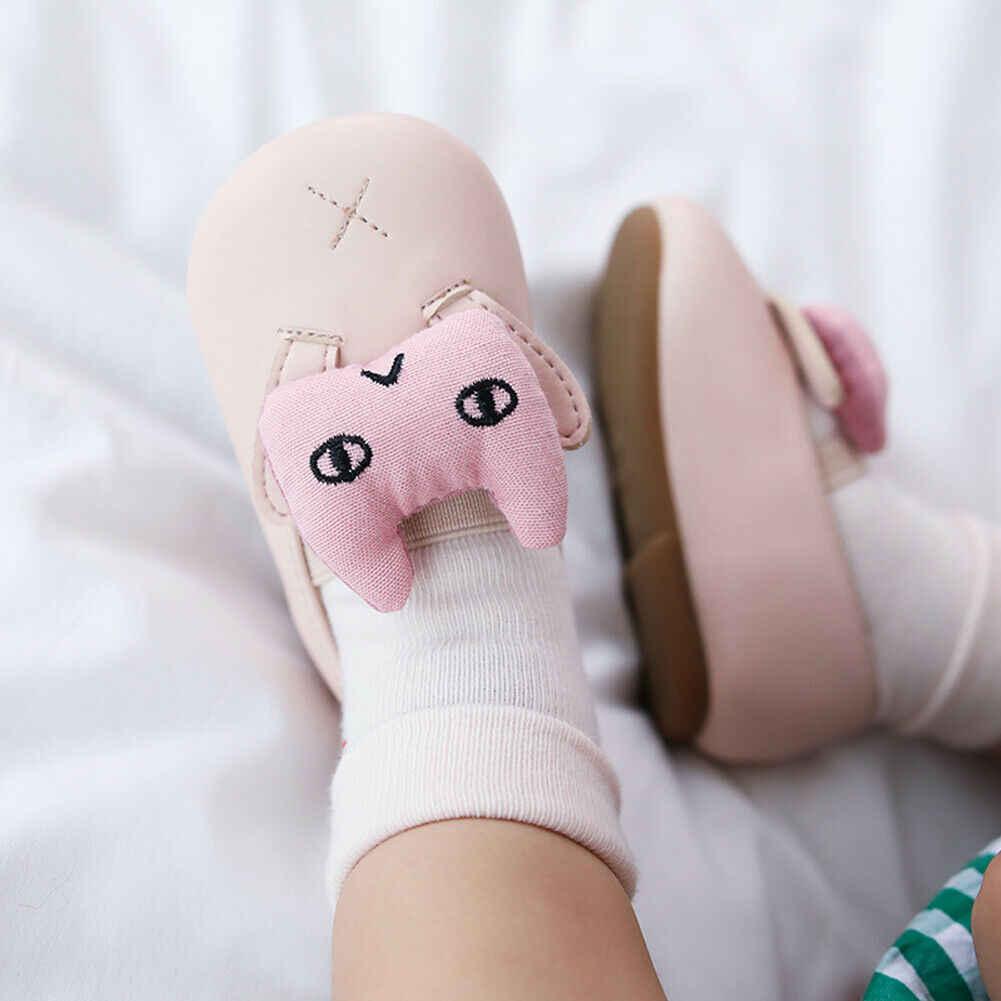2019 kinder Sommer Zubehör Kleinkind Baby Mädchen Jungen Anti-slip Socken Slipper 3D Cartoon Schuhe Stiefel Neugeborene 0- 12 monate
