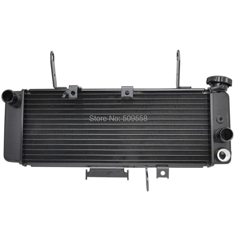цена на LOPOR Motorcycle parts Aluminium Cooling Radiator For Suzuki SV650 SV650N 2003 2004 2005 2006 2007 SV 650 650N 03 04 05 06 07