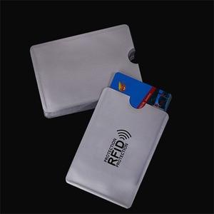 Image 3 - 10 ชิ้น/เซ็ต RFID Card การ์ดการปิดกั้น 13.56 MHz IC การ์ด NFC การ์ดรักษาความปลอดภัยป้องกันการสแกนโดยไม่ได้รับอนุญาต