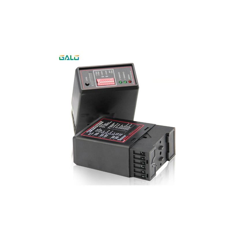 220VAC 110VAC 24V/DC 12VDC/AC Universal Enhanced Dual Channel Inductive Loop Vehicle Detectors