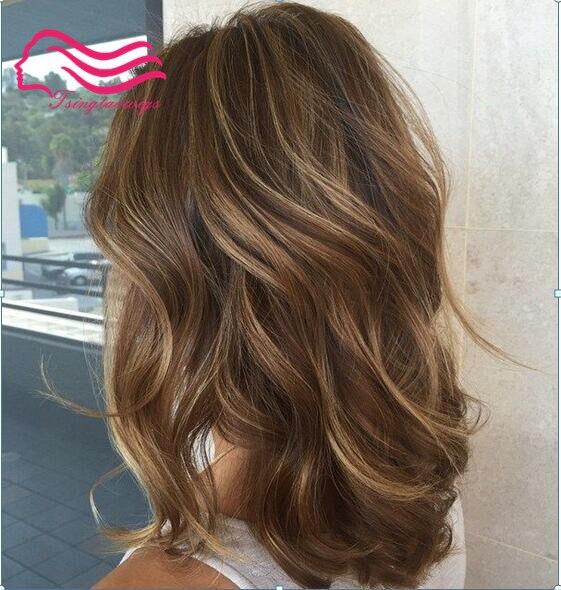 100 caramel highlights ideas for all hair colors - 736×781
