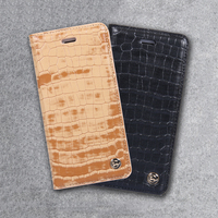 For Apple IPhone 7 Crocodile Pattern Phone Case Luxury Leather Wallet Flip Card Slot Magnetic For
