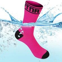Women Fashion brand Sports Waterproof Quick Drying Socks is suing Jogging Cycling Hiking