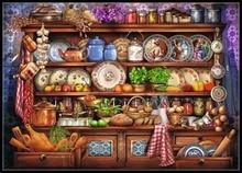 التطريز عد عبر الابره التطريز الفنون الحرف 14 ct dmc ديي اليدوية ديكور أمي المطبخ مضمد
