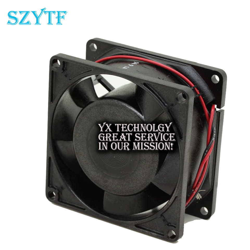 SZYTF  New original 126DH2LP11000 8038 8CM 24V 2.9W fan  80*80*38mm new original 3115ps 23t b30 230v 8 10w 8038 aluminum frame axial fan