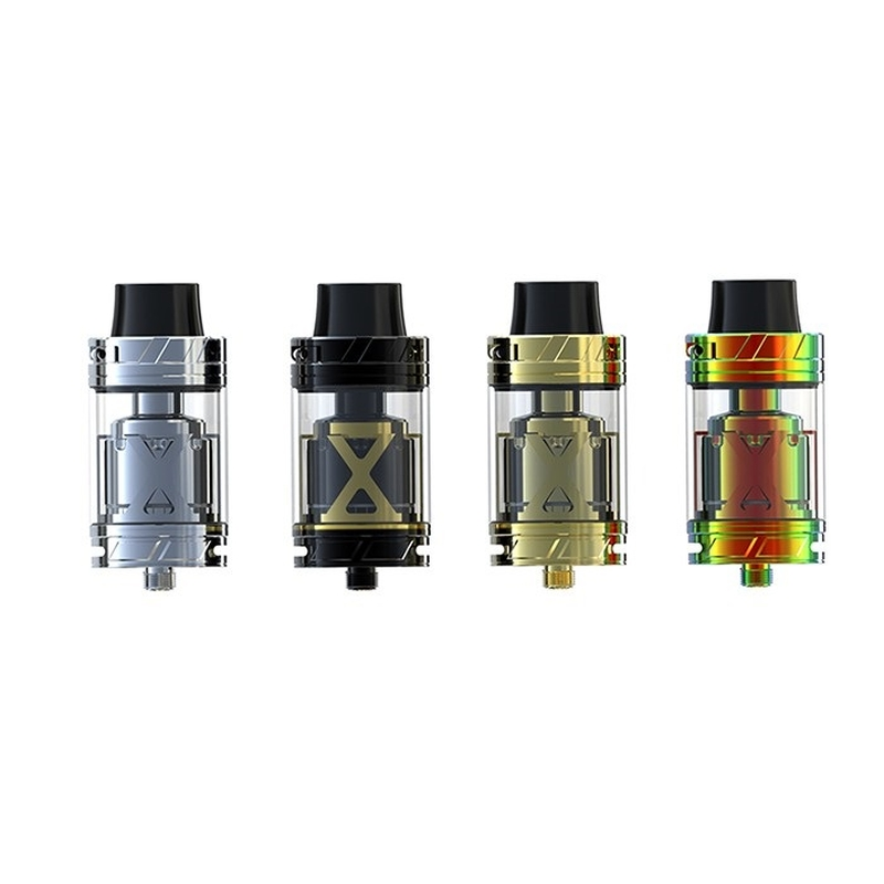 100% Original MAXO V12 Subohm RTA Tank Top Filling E-cigarette IJOY MAXO V12 Tank 5.6ml Vapor Atomizer with 0.1ohm Coil Inside