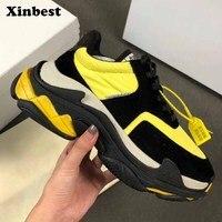 Xinbest Новый Женские туфли лодочки из натуральной кожи женские лоферы удобно прогулочная обувь Повседневное модные Для женщин s женские туфли