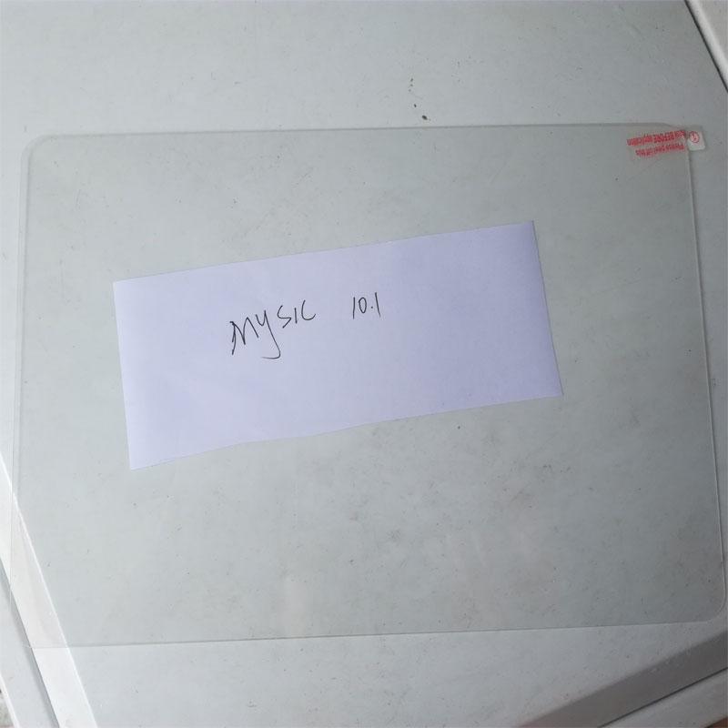 Myslc verre trempé pour ALLDOCUBE Cube T10 T12 tablette PC 0.3mm HD Film protecteur Transparent