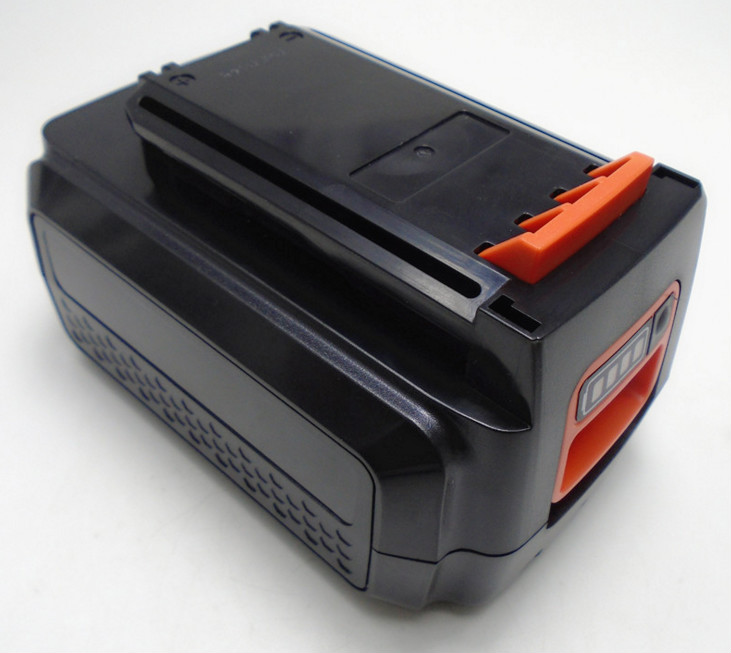 LED Indicator 40V Li-ion 2000mah Power Tool Battery for Black&Decker LBX2040 LBXR36 power tool battery b&d 36v li ion 3000mah lbx36 lbxr36 bxr36 lst136 lst420 lst220 lst400 lst300 mtc220 mst1024 mst2118 cst1200