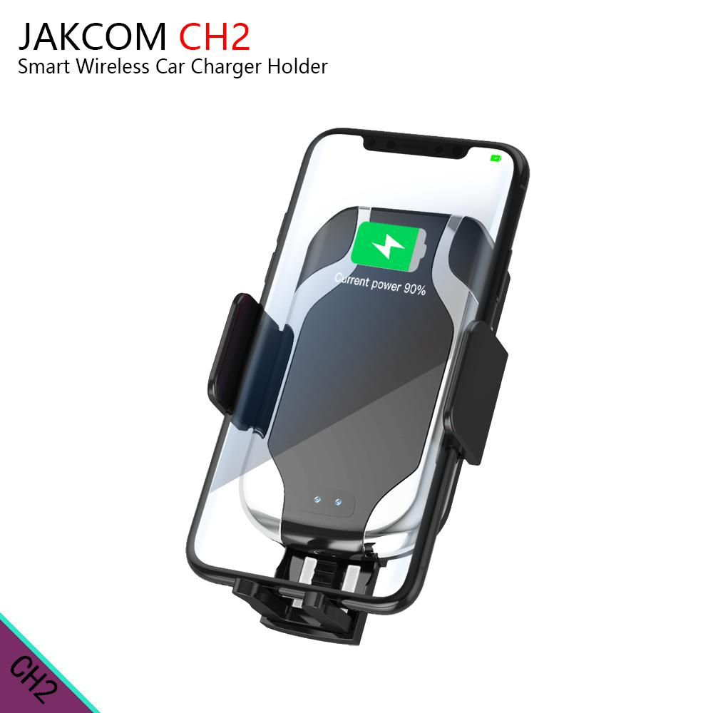 JAKCOM CH2 Smart Wireless Car Charger Holder Hot sale in Stands as nintend switch game standing nintend switch console and game