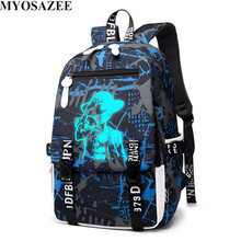 One Piece Luminous Backpack