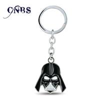 12 Pcs Lot Star Wars Darth Vader Anakin Skywalker Keychain Metal Key Rings For Gift Chaveiro