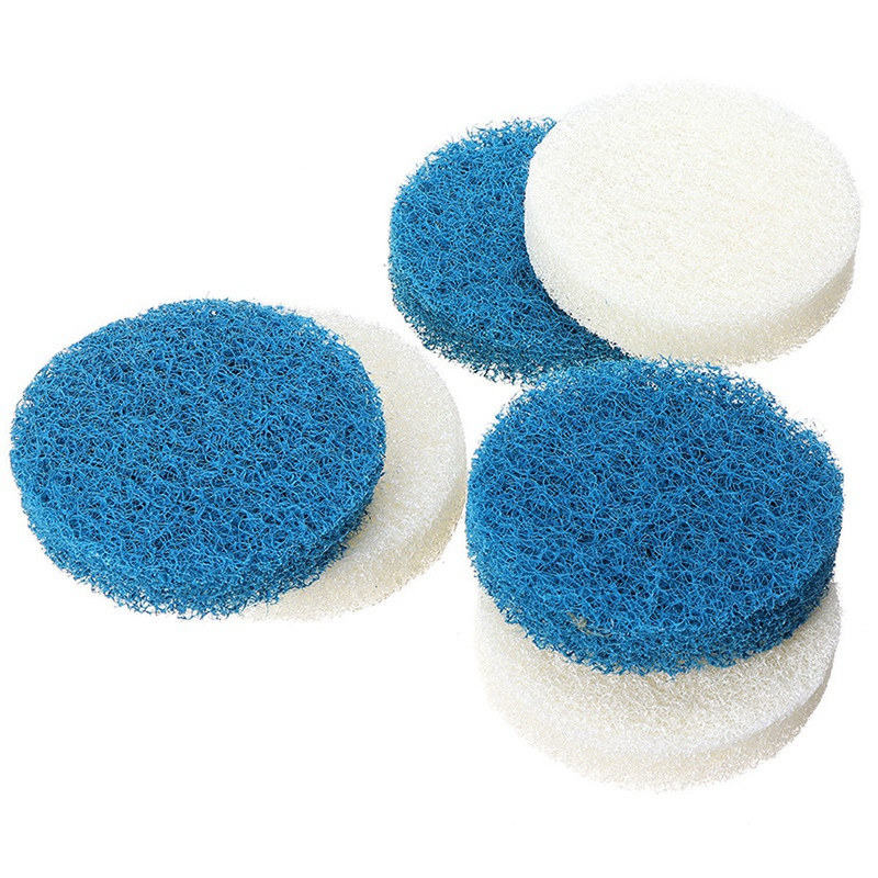 Image 4 - 11 Pcs Power Scrubber Brush Drill Brush Clean For Bathroom Surfaces Tub Shower Tile Grout Cordless Power Scrub Cleaning-in Electric Drills from Tools on