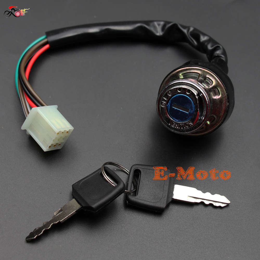 Redcat 90cc Ignition Coil Wiring Trusted Diagram Atv 6 Wire Key Switch For 50cc 70cc 110cc 125cc Roketa 150
