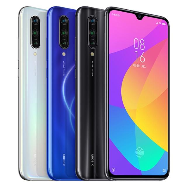 In Stock Global Version Xiaomi Mi 9 Lite 6GB 128GB Smartphone 48MP Triple Camera Snapdragon 710 Octa Core 32MP Front 4030mAh NFC 4