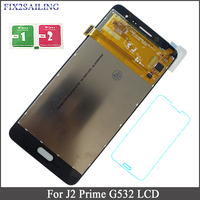 100% Tested For Samsung Galaxy J2 Prime G532 SM G532 SM G532F G532F LCD Display Touch Screen Digitizer Assembly Replacement