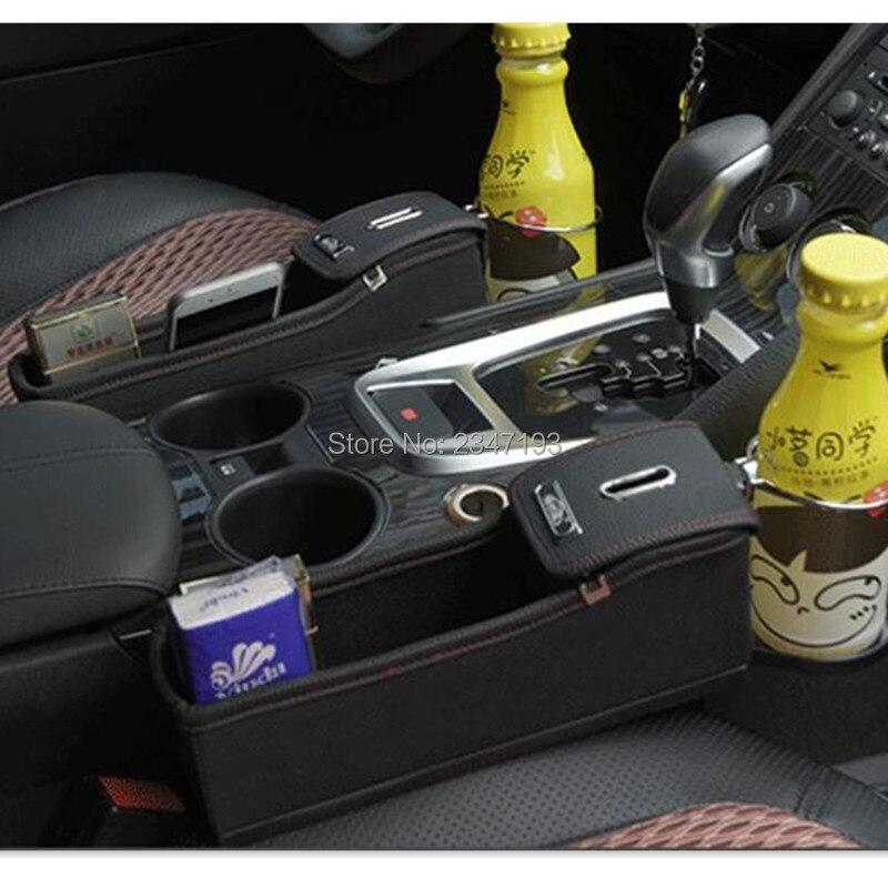Boîte de rangement automatique pour coffre de voiture pour mercedes benz bmw x3 mini cooper s r56 ford emblème bmw porte-clés