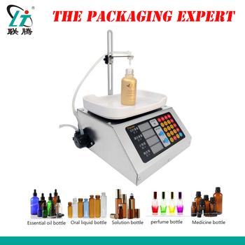 O wadze maszyny do napełniania pompy perystaltyczne waga elektroniczna napełniacz do płynów 0-50ml papierosów perfum E-ciecz bez oleju wysyłka tanie i dobre opinie CN (pochodzenie) error less than 0 1g 90ml min