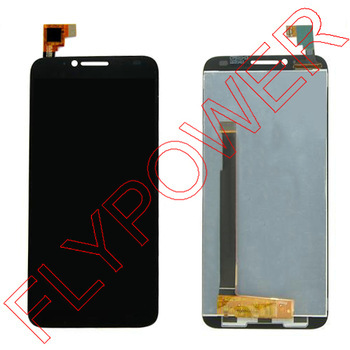 For Alcatel One Touch Idol 2 OT6037 6037 6037Y 6037B LCD Screen Display With touch screen digitizer assembly By free shipping