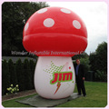 Free shipping 5M superior decoration giant inflatable mushroom for party event come with CE/UL blower