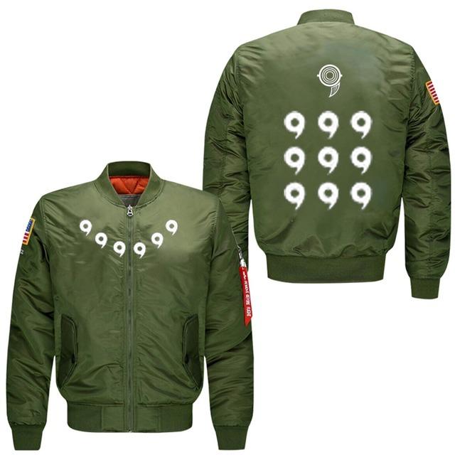 Bomber Jacket Naruto Ootutuki Hagoromo (3 Colors)