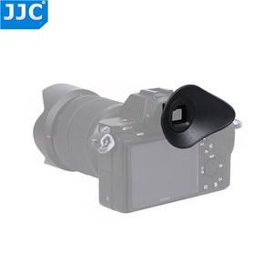 Image 1 - Jjc eyecup ocular para sony a7r iv a7r iii a7 iii a7 ii a7s ii a7r a7s a7s a7 a58 a99 ii a9 ii câmera substitui sony FDA EP16