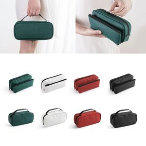 Women Men Cosmetic Case Makeup Bag Hangi