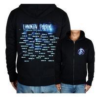 Sweatshirt Hoodie 2013 Fashion Linkin Park Coat Jacket