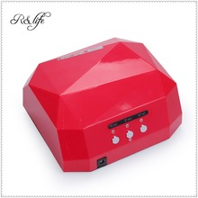 Sun Diamond 36W UV LED Nail Lamp For Nails Fast Drying  Shaped uv Lamp Curing for UV Gel Polish lacquer gel lamp ice lamp все цены