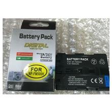 NP-FM500H NP FM500H lithium batteries NPFM500H Digital camera battery For Sony A65 A77 A99 A500 A560 A580 A850 A900 A100 A57 A20