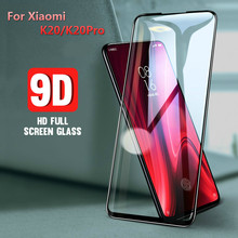Xindiman 9D tempered glass for xiaomi redmi Note6 note7 note 5 note7pro 9H 2.5D full cover K20 K20Pro Redmi6 7 7A 6A