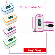 PROMISE M130 medical finger oxygen meters easy operation oximeter green,orange,blue,orse red