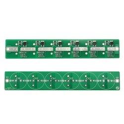 Новый 6 строка 2,7 В 100F-500F 100F 120F 220F 360F 400F 500F супер конденсатор балансировки защиты доска