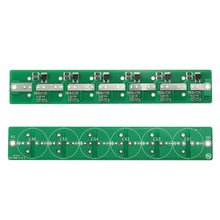 New 6 String 2.7V 100F – 500F 100F 120F 220F 360F 400F 500F Super Capacitor Balancing Protection Board