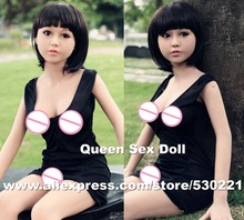 135cm real sexy dolls silicone, japanese realistic dolls, life like sex doll with real vagina anal pussy, oral sex products