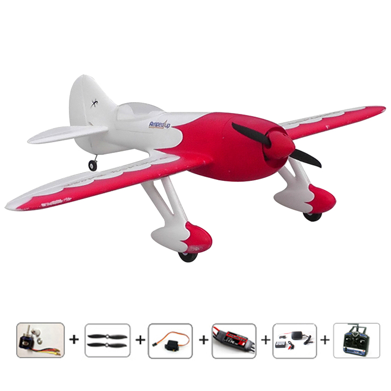 Free shipping  482 fantasy racer RC Airplanes 6CH radios control planes Ready-to-Fly with everything 2.4Ghz Radios control plane