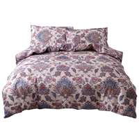 ABKM Hot Cotton Bohemian Oriental Mandala Bedding Quilt Duvet Cover Set 3Pcs Bedding Set