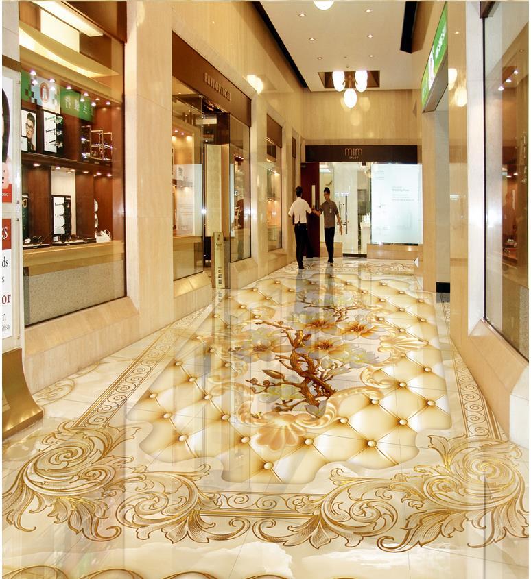 3d flooring Marble Rose Lace 3D Floor pvc self-adhesive wallpaper 3d floor painting wallpaper3d flooring Marble Rose Lace 3D Floor pvc self-adhesive wallpaper 3d floor painting wallpaper