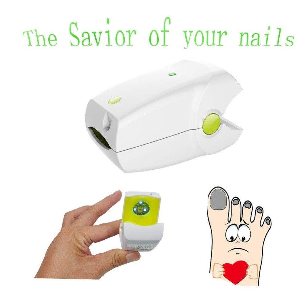 Нили ногти гриб Удалить устройство Без побочный эффект без боли ногти лечения заболеваний машина аккумуляторная холодной лазерной