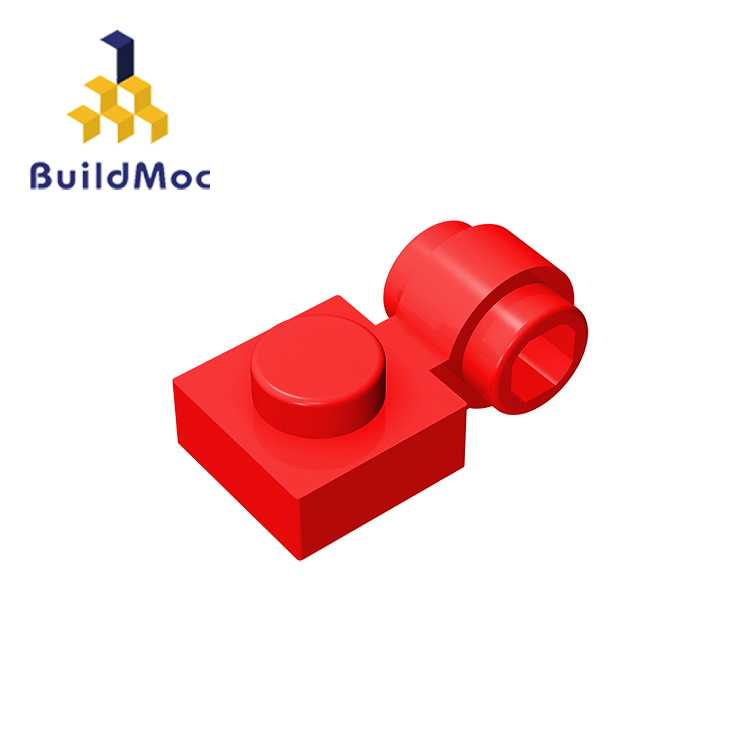 BuildMOC Compatible Assembles Particles 4081 1x2For Building Blocks Parts DIY LOGO Educational Creative Gift Toys