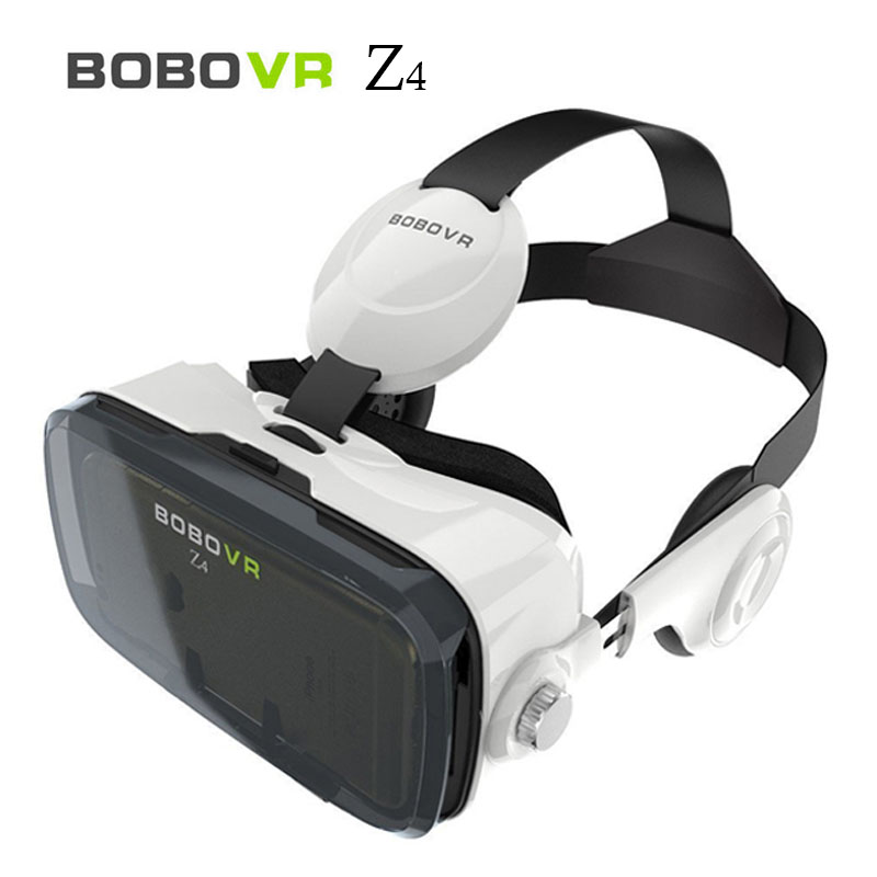BOBOVR Z4 Z4 Mini 3D VR Glasses Google Cardboard VR Virtual Reality BOX Glasses for 4