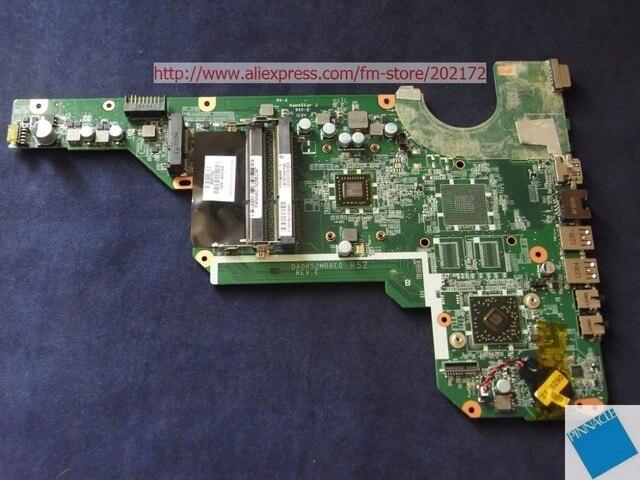 Motherboard para hp pavilion g4 g6 697230-501 da0r52mb6e0 31r52mb0020 100% testado bom com garantia de devolução do