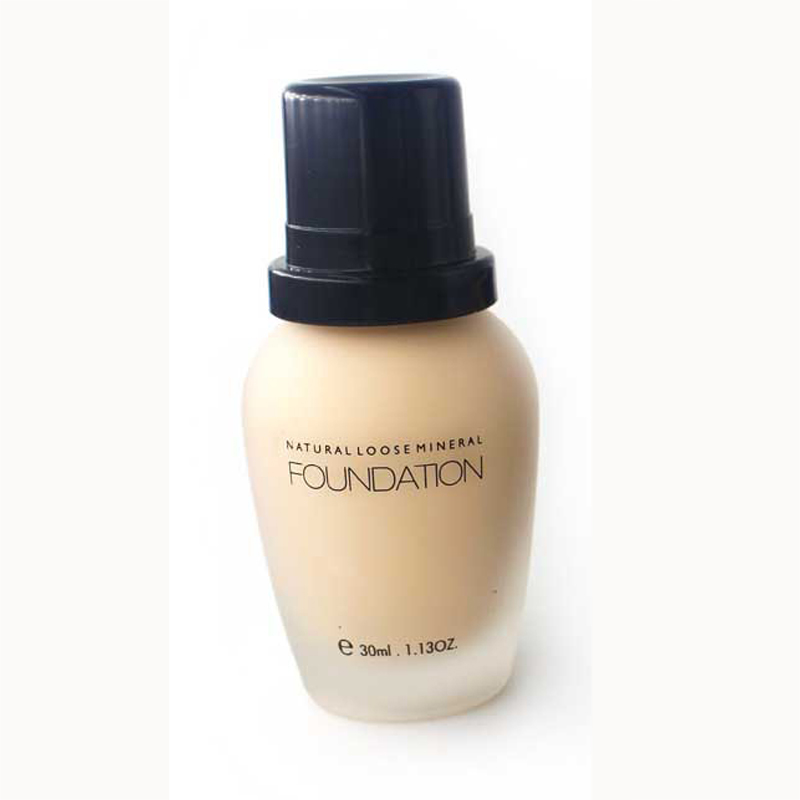 M.N Makeup Face Foundation Liquid Make Up Maquillaje Concealer Cream Waterproof Base Cosmetics F16001
