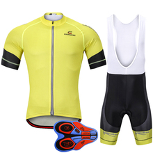 Pro Cycling Jersey Set 2018 Shorts Sets Mountain Bike Wear Clothing Suit Ropa Ciclismo Bicicleta Maillot