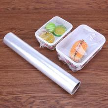 Одноразовая пластиковая пленка для хранения пищи, бытовой кухонный холодильник для пищи, холодильная пленка для фруктов и овощей