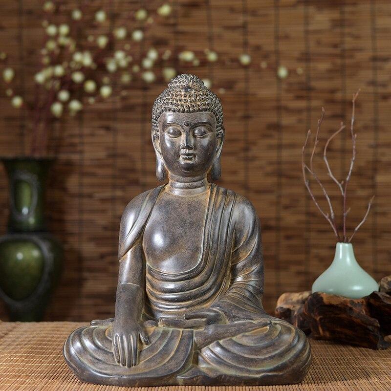 30cm Buddha Figure # Home Family Efficacious