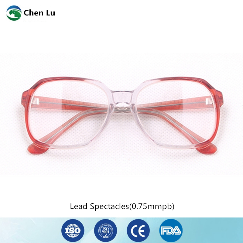 New Arrivals Gamma Rays And X-ray Protective Glasses Medical Exposure Radiological Protection 0.75mmpb Lead Spectacles