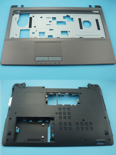 New Original For Asus A53U X53U X53Z K53 K53U K53T Palmrest AP0K3000200 + Bottom Cover AP0J100040 brand new palmrest upper case bezel top case touchpad cover for asus k53 k53t k53u x53u x53b k53b a53u x53z c cover ap0k3000200