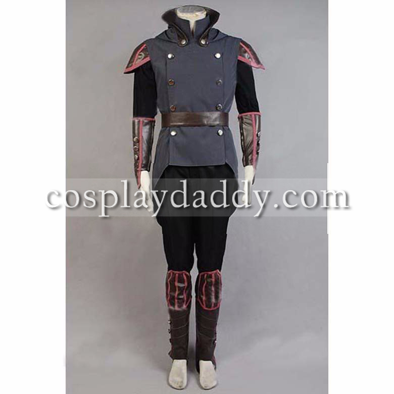 Avatar The Legend of Korra Cosplay Amon Halloween Suit Cosplay Costume